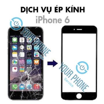 Thay kính iphone 6 chính hãng, giá rẻ, lấy ngay tại Hà Nội