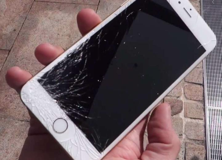 Khi nào cần thay kính iPhone 8?