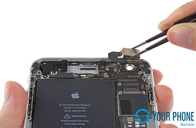 Sửa camera sau iPhone 6S chính hãng
