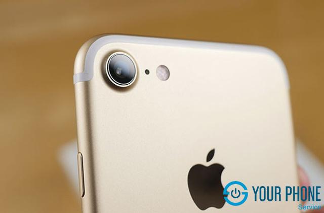 Những vấn đề camera iPhone 7 thường mắc phải