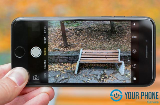 Thay camera trước iPhone 6 Plus tại Yourphone Service giá bao nhiêu?