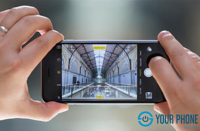Thay camera trước iPhone 6S giá bao nhiêu?