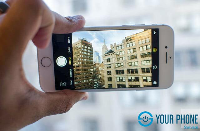 Camera trước iPhone 7 Plus chính hãng