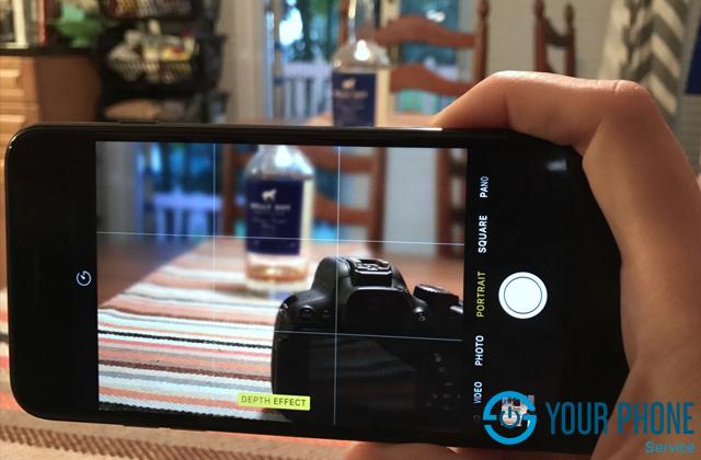 Camera trước iPhone 8 Plus bị hỏng là do đâu?