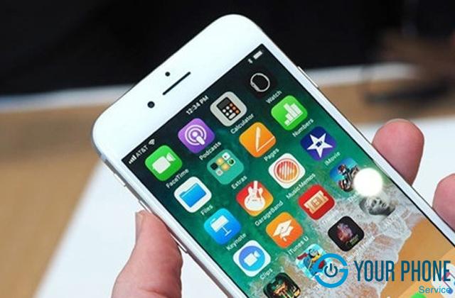 Thay camera trước điện thoại iPhone 8 Plus