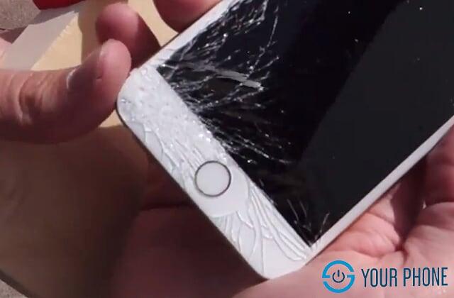 Lưu ý khi thay ép mặt kính iPhone 6