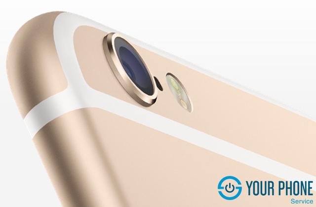 Khi nào cần thay kính camera sau điện thoại iPhone 6