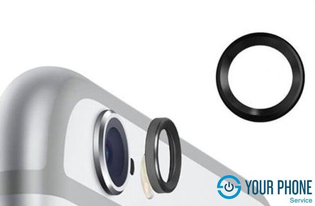 Tại sao nên thay kính camera sau iPhone 6S?