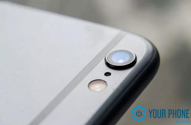 Thay kính camera iPhone 6S bao nhiêu?