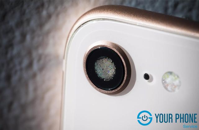 Dấu hiệu nhận thấy kính camera điện thoại iPhone 7 phải thay mới