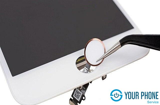 Có nhiều nguyên nhân khiến nút home bị hỏng và cần phải thay nút home iPhone 6