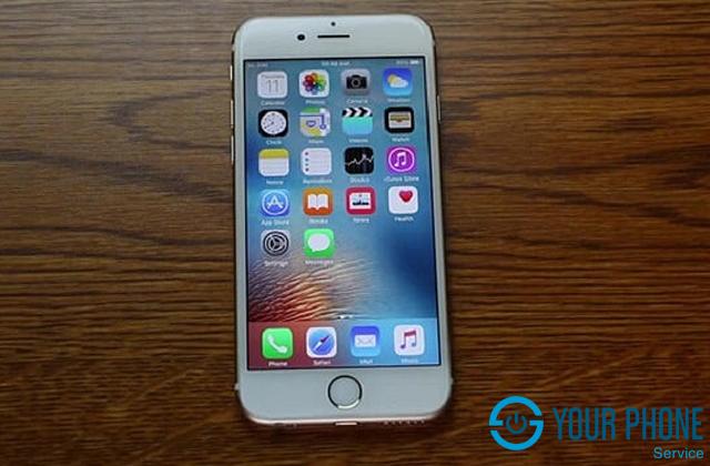 Các nguyên nhân dẫn đến hỏng nút home iPhone 6S Plus