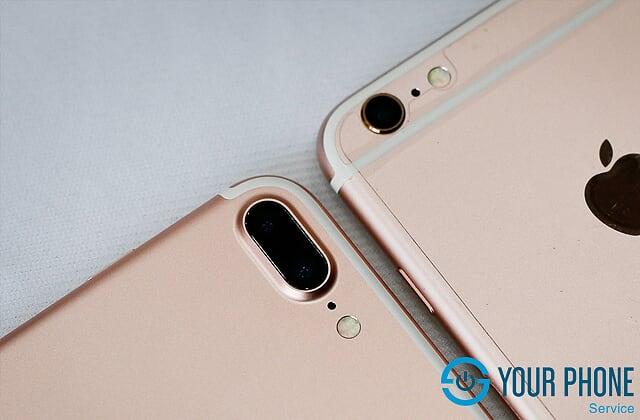 Lợi ích của khách hàng khi thay vỏ iPhone 6 Plus lên 7 Plus tại Yourphone Service