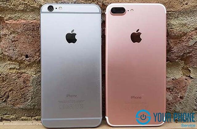 Vì sao bạn phải độ vỏ iPhone 6 Plus thành iPhone 7 Plus