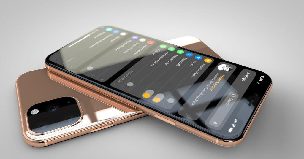 iPhone 2019 sử dụng màn hình OLED