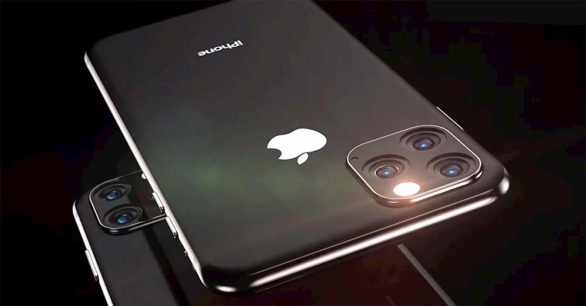 iPhone 11 có cụm camera nổi bật