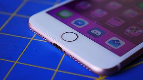 Mở khóa bằng vân tay trên iPhone