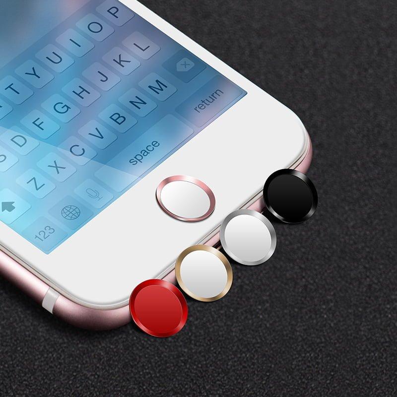 Nguyên nhân phím home trên iPhone bị chập, hư hỏng