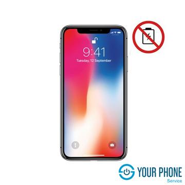 Sửa main – ic usb sạc iPhone X lấy ngay, chính hãng tại Hà Nội