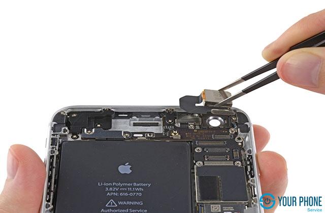 Thay camera iPhone 5 giá bao nhiêu tiền