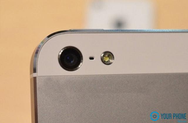 Tác động ngoại lực ảnh hưởng đến camera của điện thoại