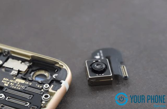 Camera sau của iPhone 6S Plus