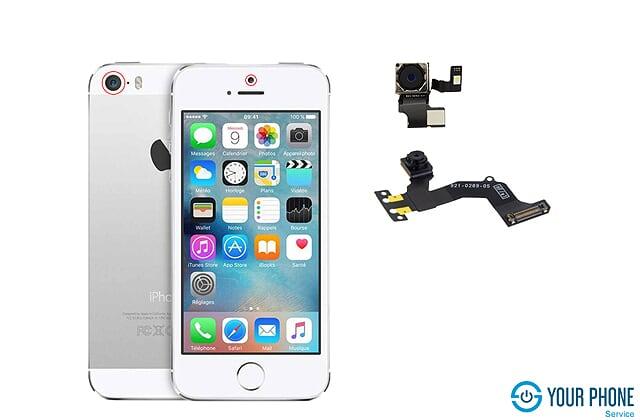 Thay camera trước iPhone 5S tại Yourphone Service