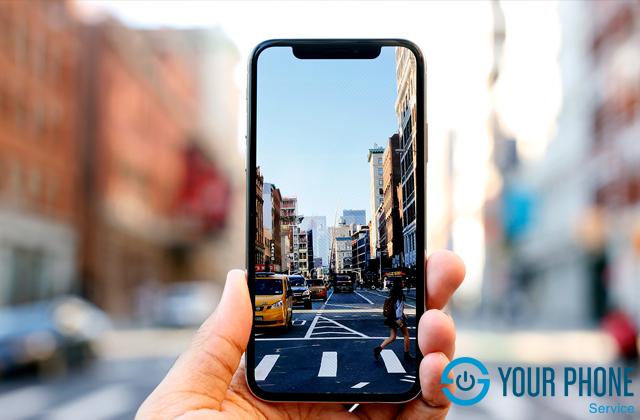 Dịch vụ thay camera trước điện thoại tại Yourphone Service