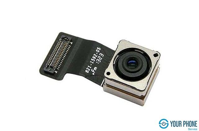 Dấu hiệu cần thay kính camera sau iPhone 5S