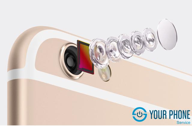 Những trường hợp nên thay mặt kính camera sau iPhone 6S Plus