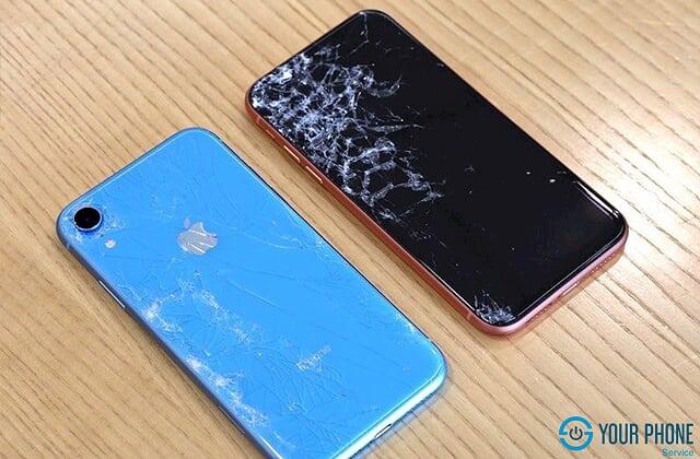 Các trường hợp cần thay màn hình điện thoại iPhone XR