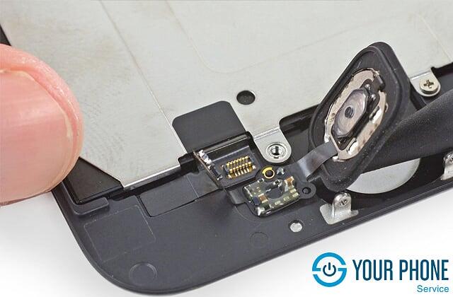 Thay nút home iPhone tại Yourphone Service uy tín, chất lượng