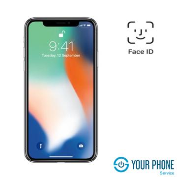 Sửa Face ID iPhone X uy tín lấy ngay tại Hà Nội