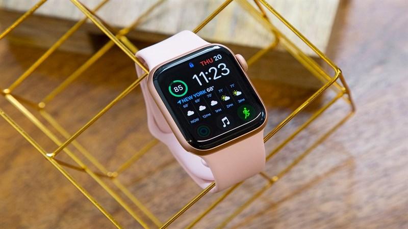 Nơi thay màn hình Apple Watch Series4 uy tín