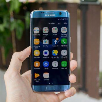 Ép kính điện thoại Samsung S7