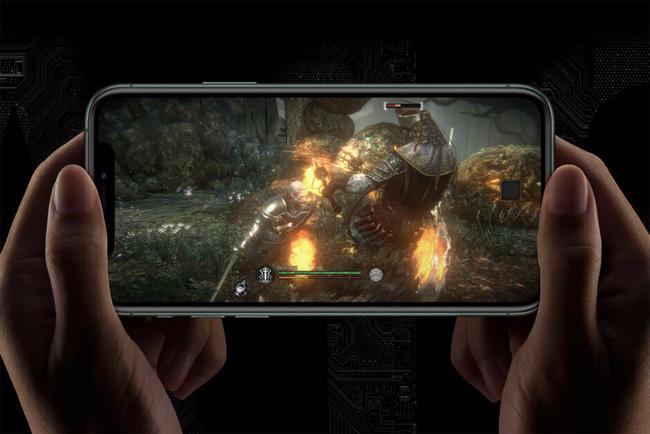 Hình ảnh và âm thanh sắc nét của màn hình iPhone 11 Pro