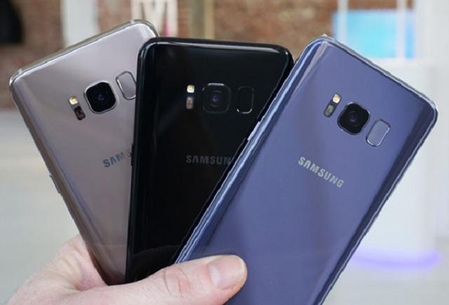 Kính nắp lưng sau Samsung S8