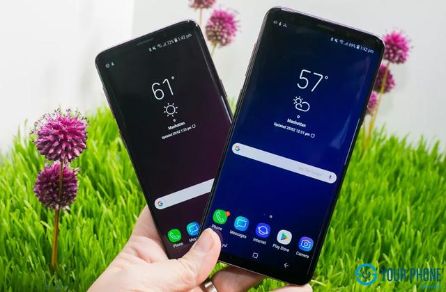 Lưu ý khi thay màn hình Samsung S9 plus
