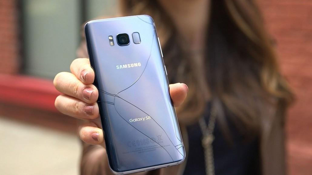 Nắp lưng Samsung S6 Edge Plus sang trọng