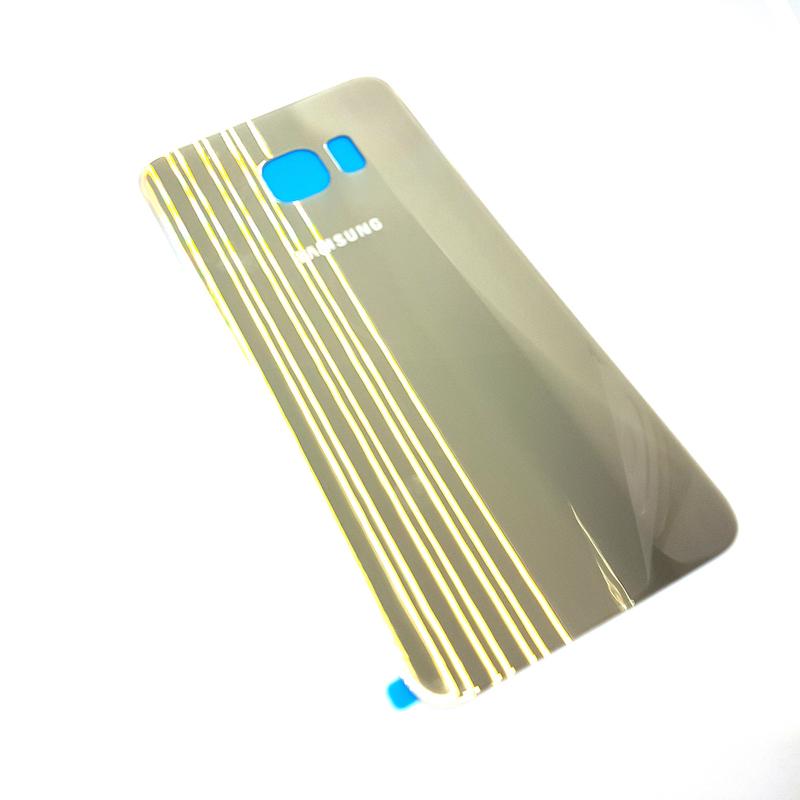 Nắp lưng máy Samsung S6 Edge Plus bị vỡ nứt.