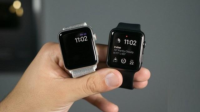 Nguyên nhân thay màn hình Apple Watch Series 4