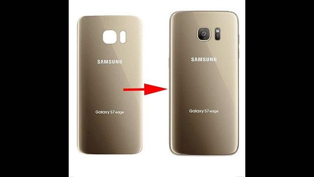 Nguyên nhân cần thay nắp lưng Samsung S7