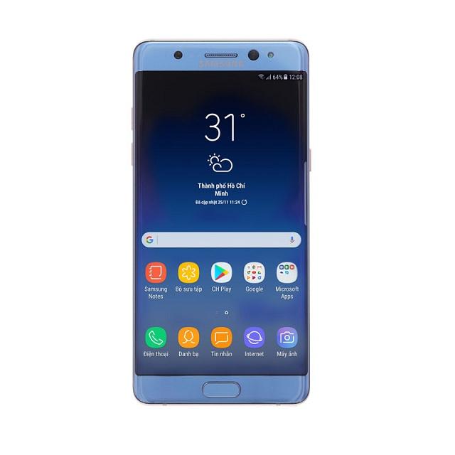 Note FE là dòng sản phẩm cao cấp của Samsung