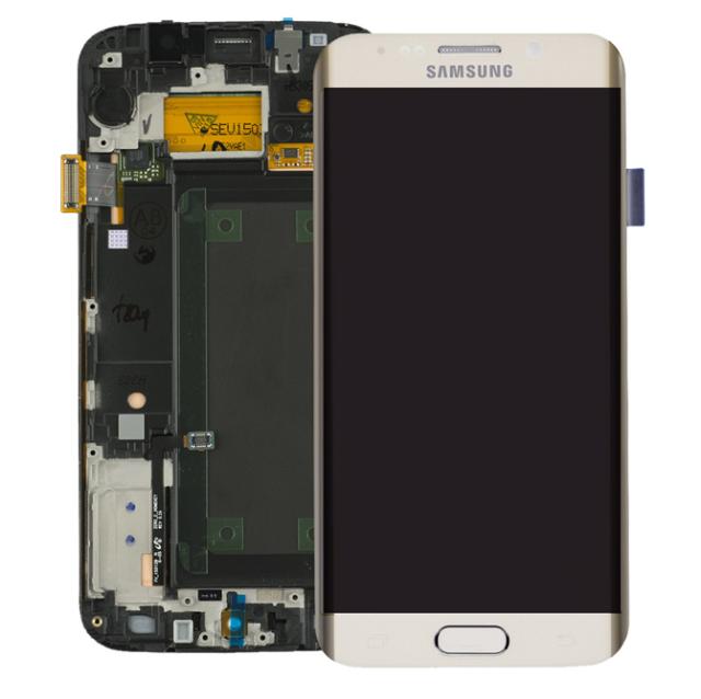 Quy trình thay màn hình smartphone S6 Edge Plus diễn ra khá đơn giản
