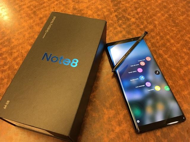 Nên thay kính Samsung Note 8 khi nào?
