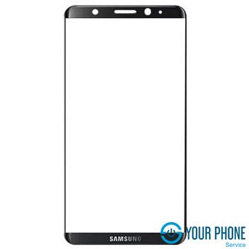 thay ép mặt kính Samsung Note 8 chính hãng
