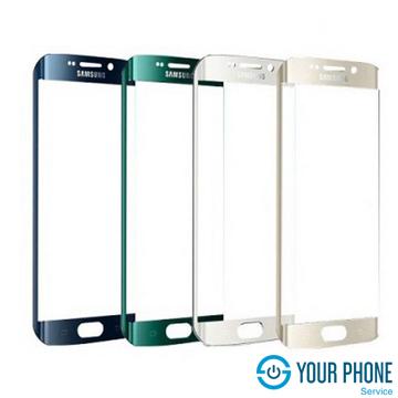 Thay ép mặt kính Samsung S6 Edge Plus