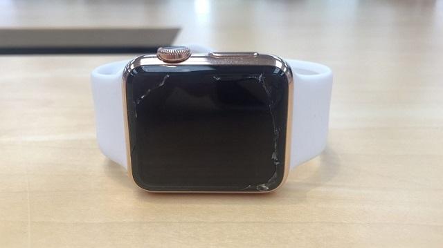 Thay màn hình Apple Watch Series 3