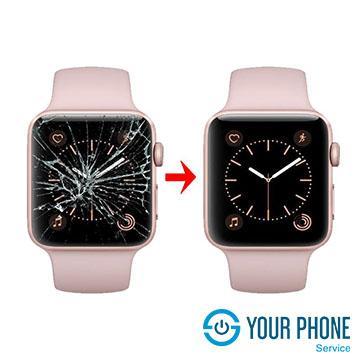 Thay màn hình đồng hồ Apple Watch Series 3 uy tín, giá rẻ
