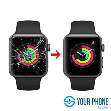 Thay màn hình đồng hồ Apple Watch Series 4 chính hãng